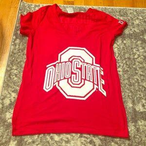 VS Pink Ohio State Buckeyes Shirt 🌰